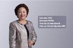 [Hồ sơ doanh nhân] Madame Nguyễn Thị Nga – Chủ tịch Tập đoàn BRG