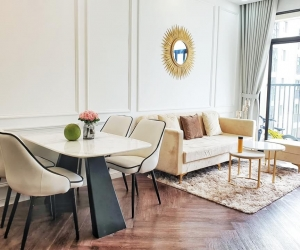 Tự tay thiết kế căn hộ sang trọng chỉ với 300 triệu đồng