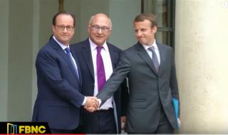 Emmanuel Macron trở thành tân tổng thống Pháp và lời hứa hàn gắn nước Pháp