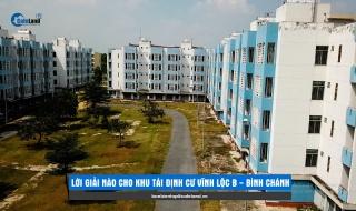 Lời giải nào cho khu tái định cư Vĩnh Lộc B, Bình Chánh sau 10 năm bị bỏ trống?