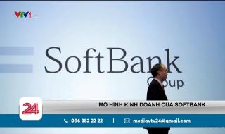 Mô hình kinh doanh độc đáo của tập đoàn Softbank