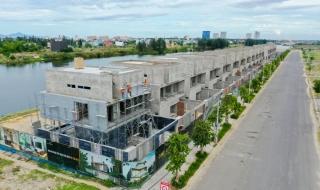 """Thu hồi GPXD, phạt Đất Xanh Miền Trung vì xin giấy phép """"nhà ở riêng lẻ"""" để xây """"nhà ở thương mại"""""""