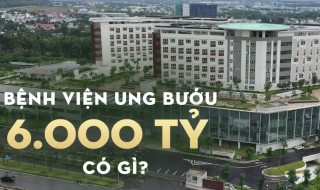 Bên trong bệnh viện 6.000 tỷ hàng đầu khu vực Đông Nam Á có gì?