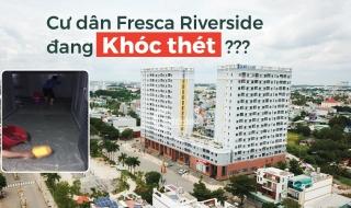 Cư dân Fresca Riverside khóc thét vì mưa và mùi hôi thối, nguyên nhân do đâu?