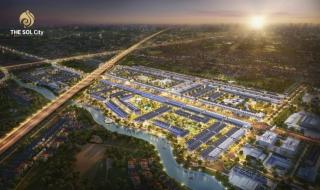 Video giới thiệu dự án The Sol City
