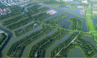 Video thực tế dự án khu đô thị Ecopark tháng 6/2020