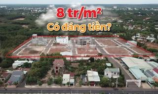8 triệu đồng/m2, dự án Tà Bế Gold City có đáng tiền?