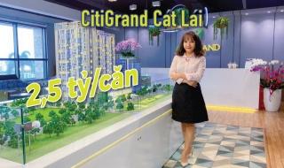 38 triệu/m2 - Citigrand có gì khác biệt?