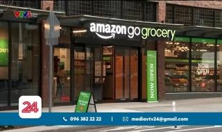 Có gì bên trong cửa hàng tự động không thu ngân của Amazon?