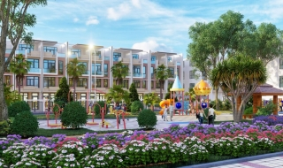 Dự án Phú Mỹ Central Port Bà Rịa Vũng Tàu