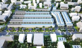Dự án Sài Gòn Centre Gate Long An