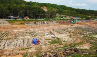 Tiến độ dự án Meyhomes Capital Phú Quốc tháng 06/2020