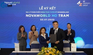 AZ Property Group phân phối phân kỳ Wonderland của NovaWorld Ho Tram