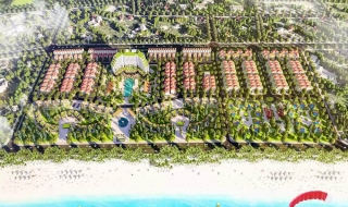 Dự án Trà Cổ Long Beach Luxury Quảng Ninh