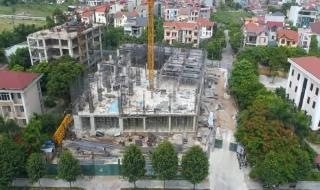 Tiến độ dự án Parkview City Bắc Ninh tháng 7/2020