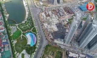 Tiến độ dự án Imperia Smart City Nam Từ Liêm tháng 07/2020