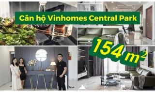 Có gì bên trong căn hộ 154m2 tại Vinhomes Central Park?