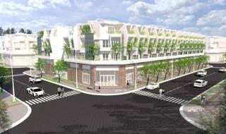 Dự án The Coffee City Đắk Lắk