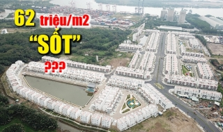 """Review theo khán giả: 62 triệu đồng/m2, dự án Dragon Village có gì mà gây """"Sốt""""?"""
