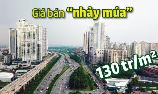 """Giá nhà """"tăng vọt"""" tại loạt dự án ăn theo tuyến metro Bến Thành - Suối Tiên"""