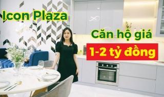 """""""Choáng"""" với không gian tại căn hộ Icon Plaza Bình Dương giá 1-2 tỷ đồng"""