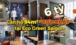 """Đến thăm """"Ngôi Nhà Bánh Ú"""" xinh xuất sắc trị giá 6 TỶ tại Eco Green SaiGon"""
