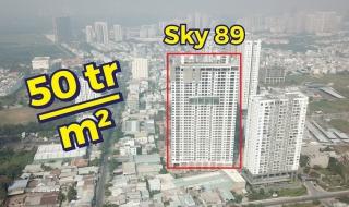 Review theo yêu cầu: 272 căn hộ bán hết trong 1 giờ, dự án Sky 89 có gì đặc biệt?