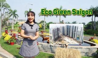 Thực tế bàn giao căn hộ Eco Green Sài Gòn có như cam kết?