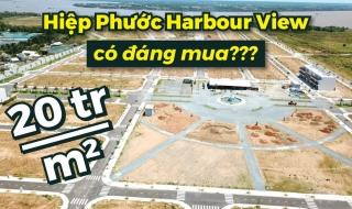 20 triệu/m2, có nên đầu tư vào Hiệp Phước Harbour View Cần Giuộc ?