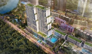 Dự án Golf View Luxury Apartment Đà Nẵng