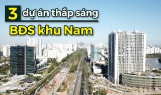 """3 dự án """"khủng"""" sắp triển khai giúp kết nối khu Nam với trung tâm TP.HCM"""