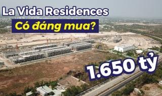 Review theo yêu cầu: Dự án hơn 1.650 tỷ đồng tại cửa ngõ thành phố Vũng Tàu có đáng mua?