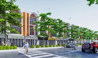Dự án khu dân cư Tháp Chàm 1 Ninh Thuận