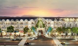 Dự án Galaxy Boulevard Bà Rịa Vũng Tàu