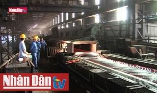 Bão giá sắt, thép quét qua thị trường Trung Quốc