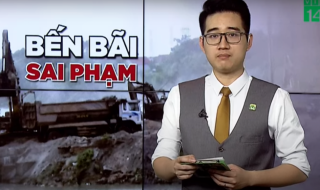 Hà Nội: Bến bãi không phép ngang nhiên hoạt động