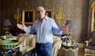 Bên trong biệt thự xa xỉ nhất nước Anh của tỷ phú John Caudwell