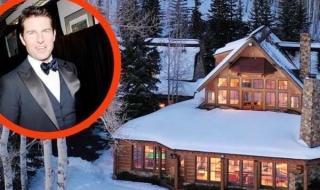 Ngắm biệt thự siêu khủng và penthouse sang trọng của tài tử Tom Cruise