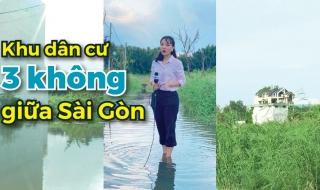 """Khu dân cư """"3 không"""" giữa Sài Gòn, 15 năm dân mỏi mòn đi tìm công lý"""