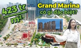 423 triệu/m2, có gì tại dự án có giá bán cao nhất Việt Nam?