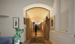 Ngắm căn hộ studio thiết kế tối giản, rộng rãi như khách sạn 5 sao