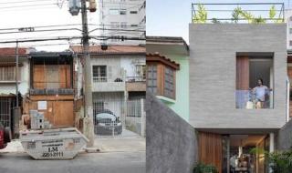 Lạ lùng ngôi nhà dùng gạch ống xếp ngược làm tường lọc không khí ở Đồng Nai