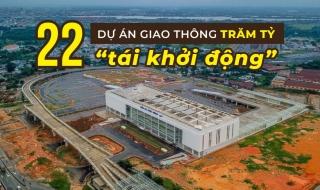 """Điểm danh loạt dự án giao thông trọng điểm tại TP.HCM được """"tái khởi động"""""""