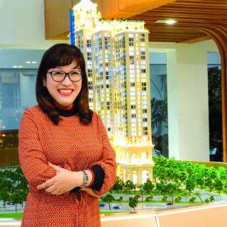 Bà Lưu Thị Thanh Mẫu