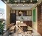 Phong cách nội thất Indochine