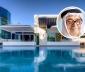 Cận cảnh biệt thự sang trọng 32,5 triệu USD của tỷ phú Ả Rập đang rao bán