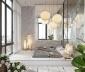 Những mẫu thiết kế phòng ngủ đẹp cho mùa hè mát mẻ