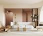 Căn nhà ấm áp với nội thất bằng gỗ