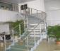 Mẫu cầu thang inox đẹp cho nhà hiện đại