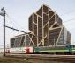 Ngắm tòa án lạ kiến trúc hạt cây phỉ ở Bỉ